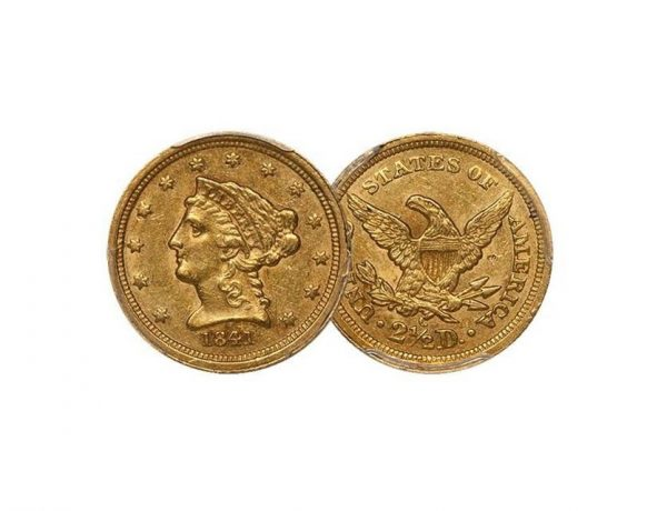Charlotte Mint Gold Coins