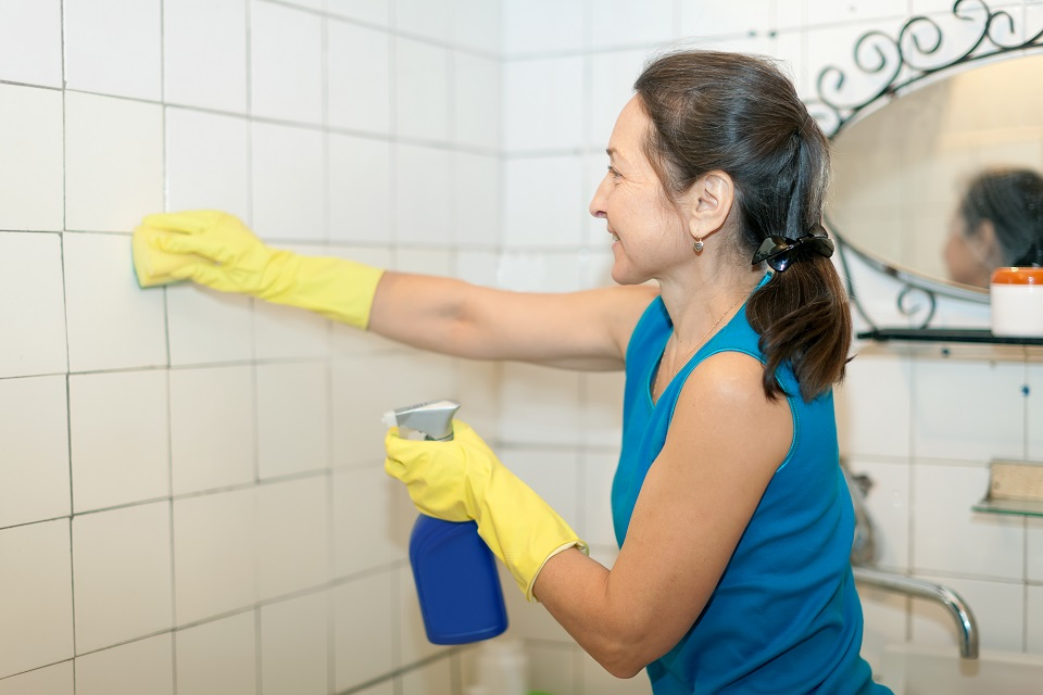 Tips For Your Tiles Clean And Shining