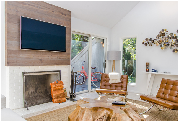 Mount Your TV Onto The Wall