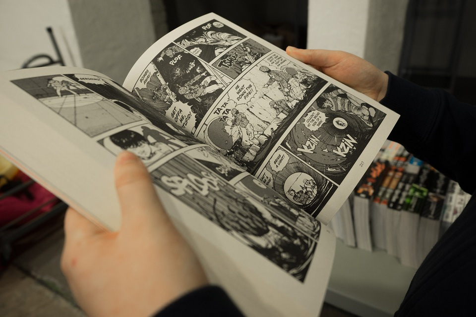 Tips For A First-Time Comic Book Reader