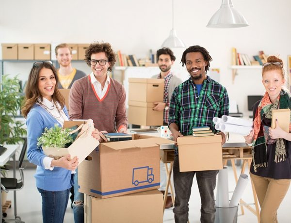 Tips For An Office Move